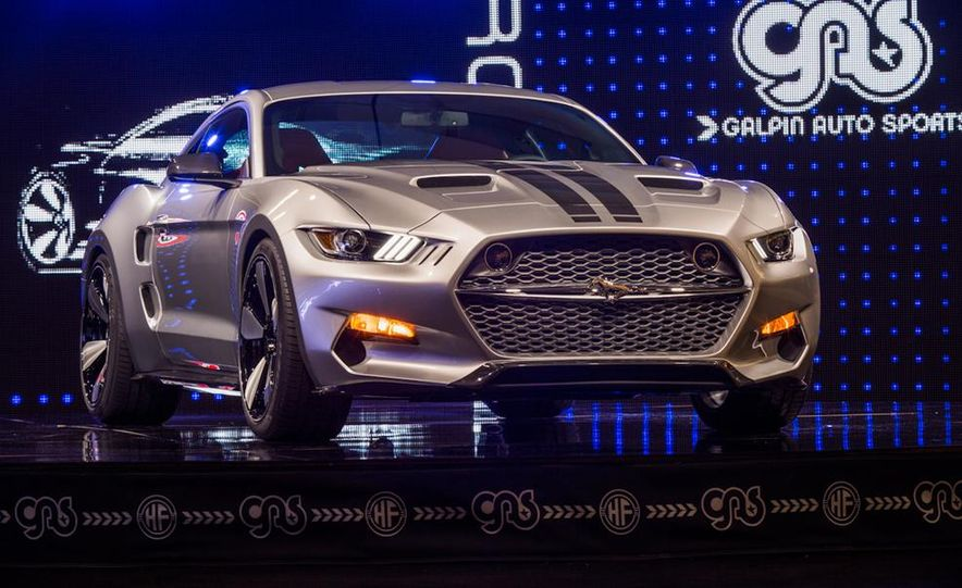 Galpin Auto Sports Rocket Ford Mustang - Slide 2