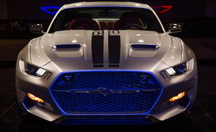 Galpin Auto Sports Rocket Ford Mustang - Slide 3
