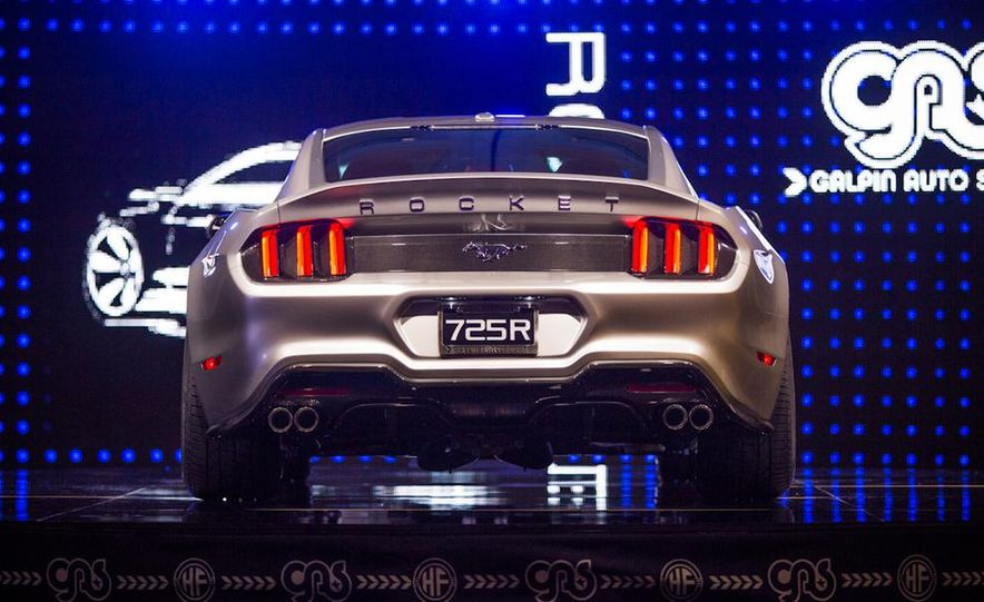 Galpin Auto Sports Rocket Ford Mustang - Slide 4