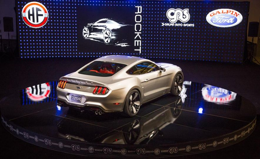Galpin Auto Sports Rocket Ford Mustang - Slide 8