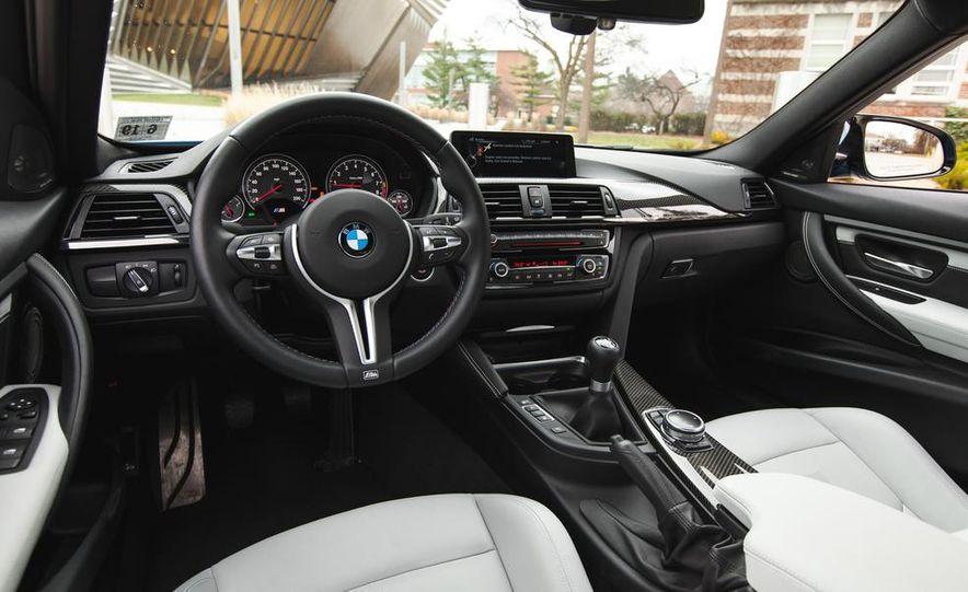 2015 BMW M3 - Slide 44