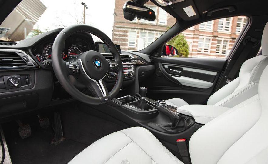 2015 BMW M3 - Slide 45