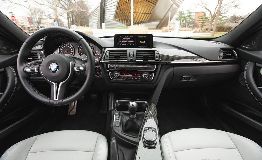 2015 BMW M3 - Slide 46