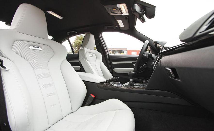 2015 BMW M3 - Slide 48