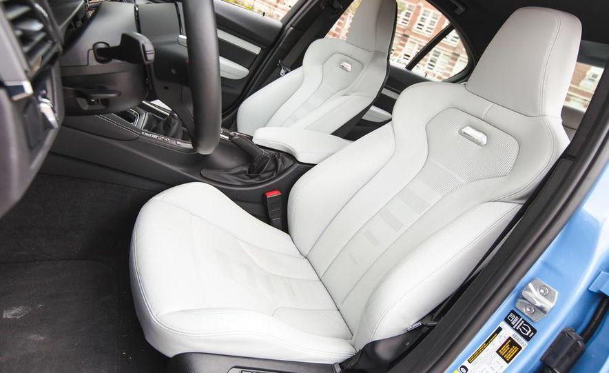 2015 BMW M3 - Slide 49