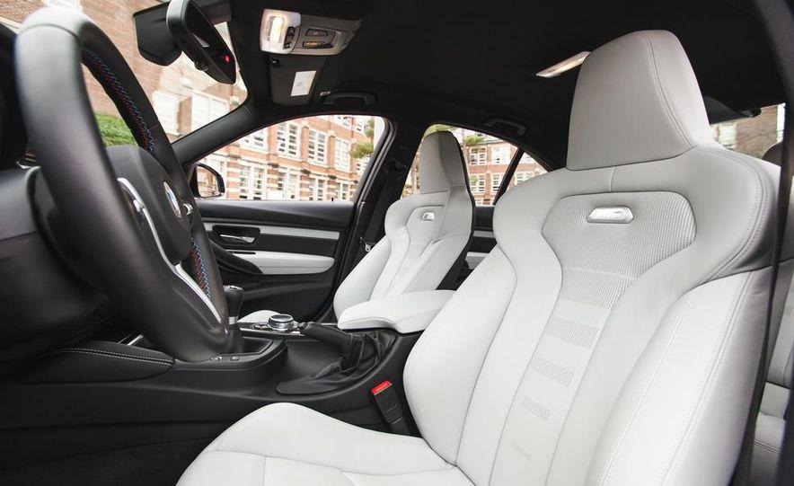 2015 BMW M3 - Slide 50