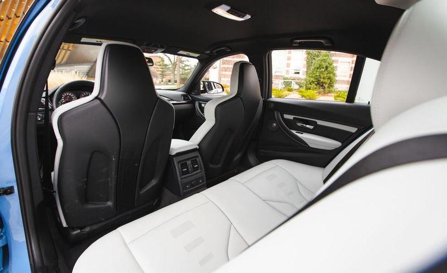 2015 BMW M3 - Slide 51