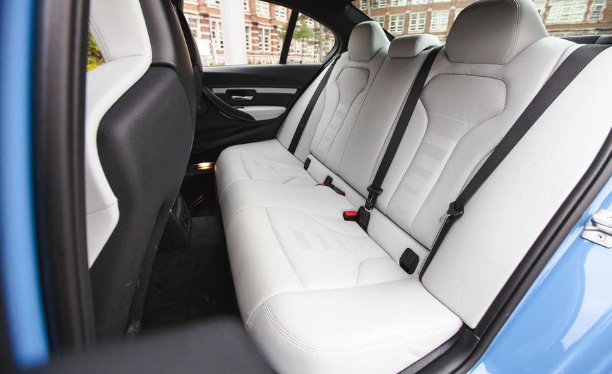 2015 BMW M3 - Slide 52