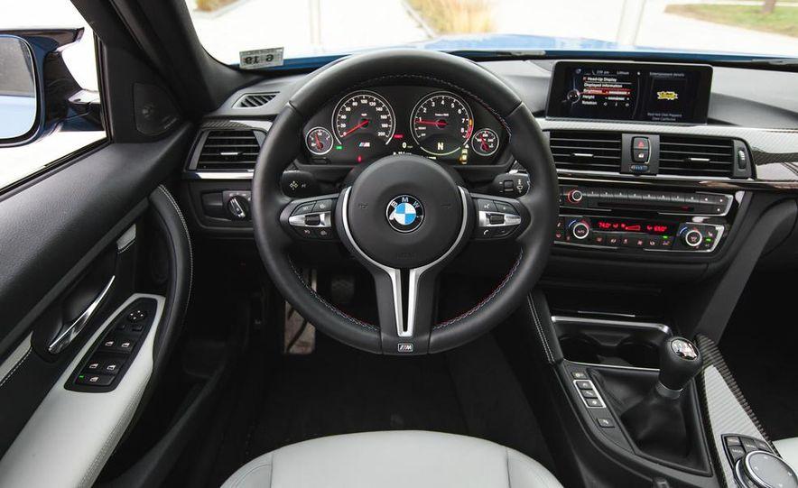2015 BMW M3 - Slide 54