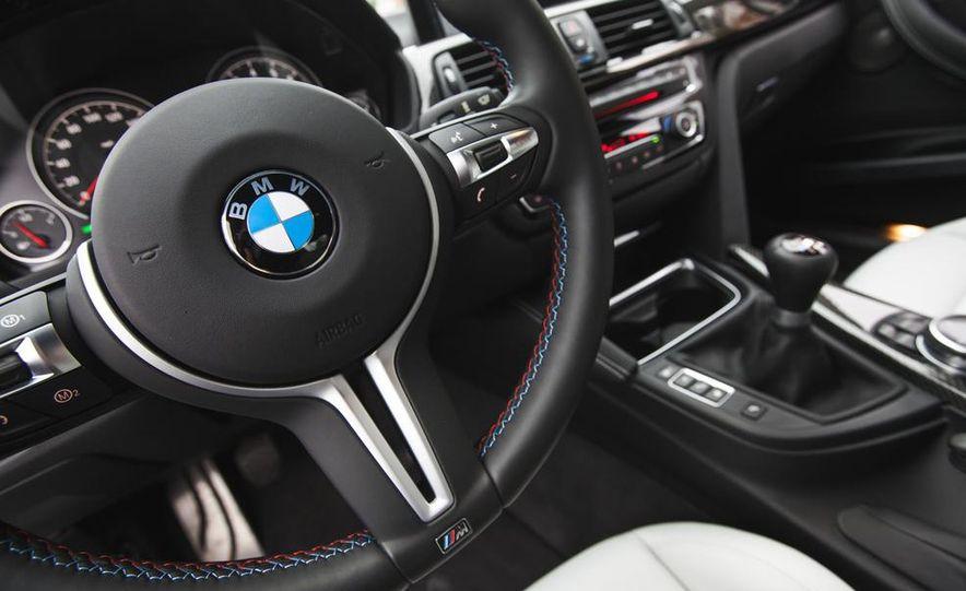 2015 BMW M3 - Slide 56