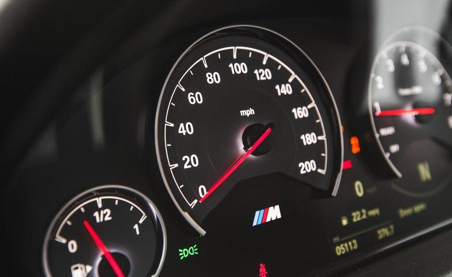2015 BMW M3 - Slide 57