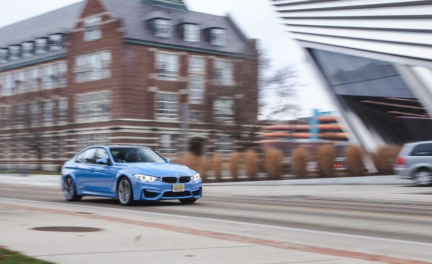 2015 BMW M3 - Slide 29