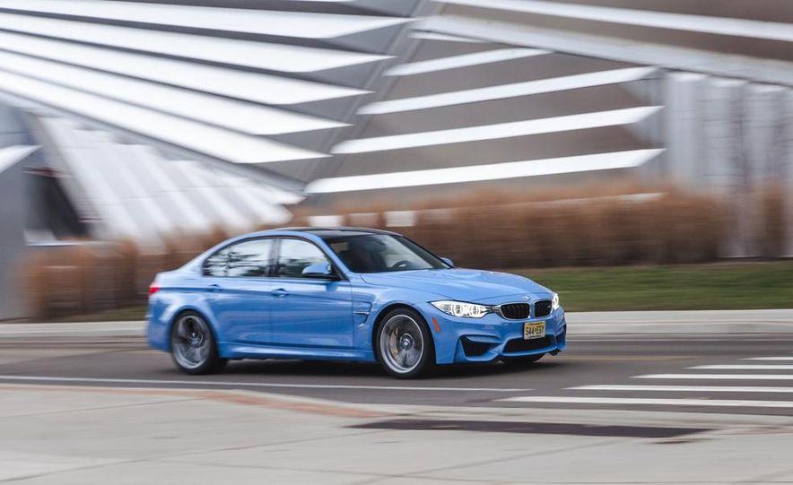 2015 BMW M3 - Slide 30