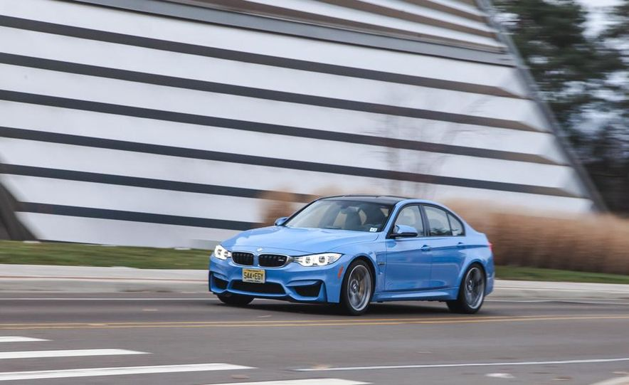 2015 BMW M3 - Slide 31