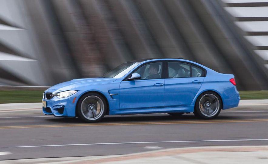 2015 BMW M3 - Slide 32