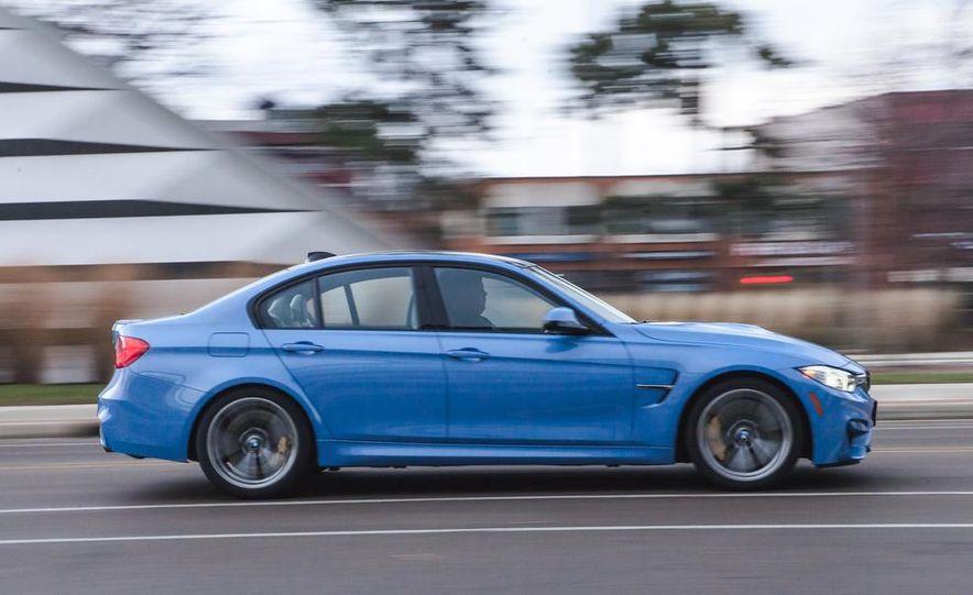 2015 BMW M3 - Slide 33