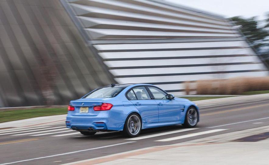 2015 BMW M3 - Slide 34