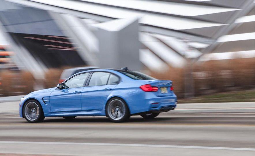2015 BMW M3 - Slide 35