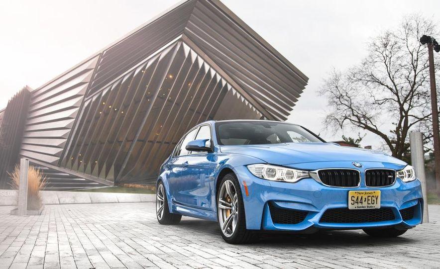 2015 BMW M3 - Slide 36