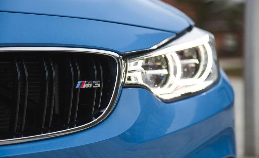 2015 BMW M3 - Slide 39