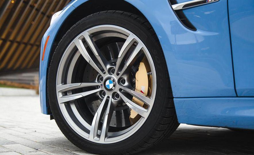 2015 BMW M3 - Slide 41