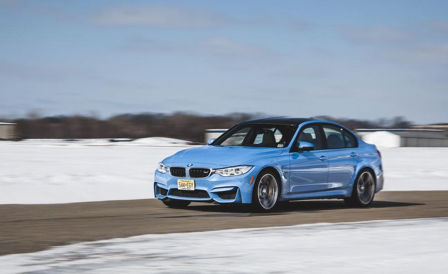 2015 BMW M3 - Slide 19