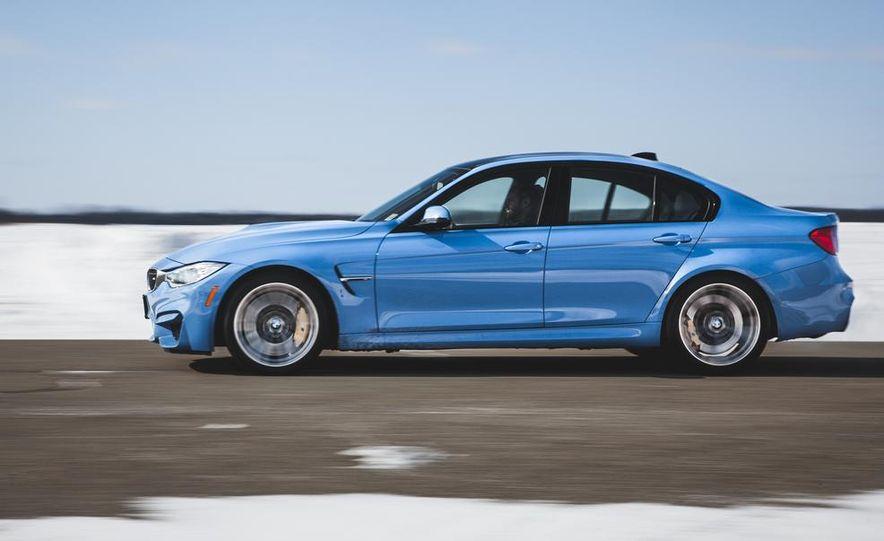 2015 BMW M3 - Slide 20