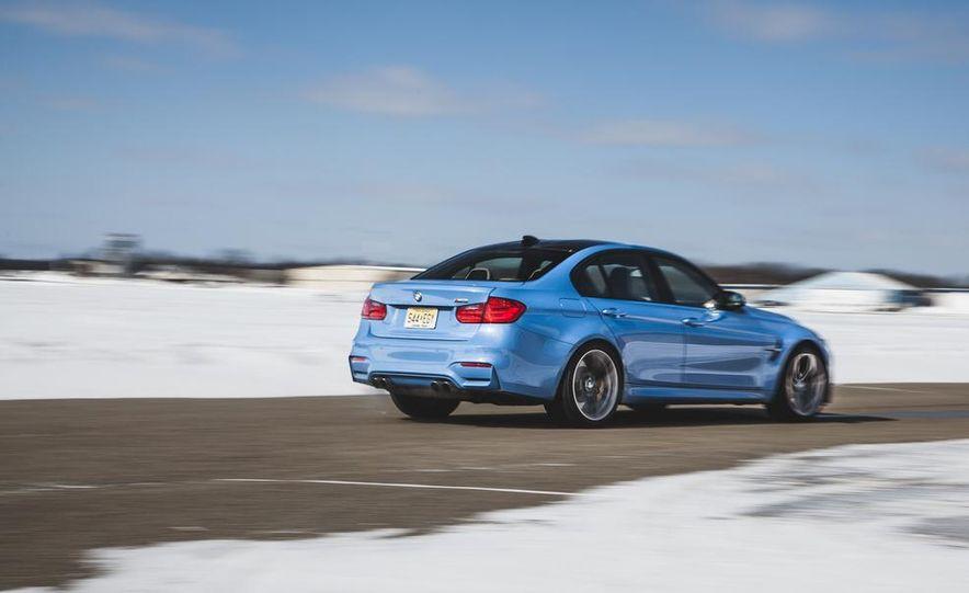 2015 BMW M3 - Slide 21