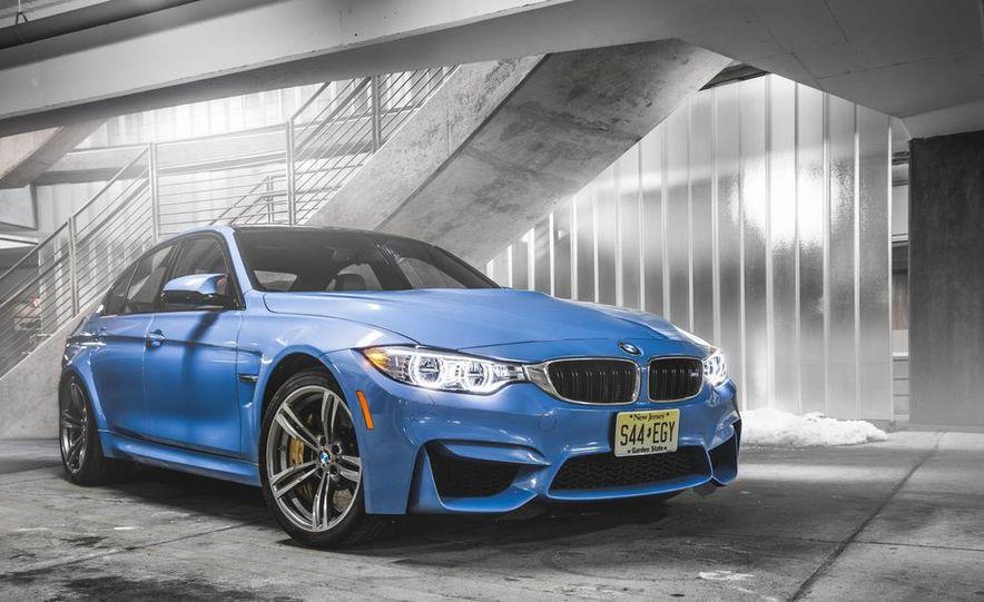 2015 BMW M3 - Slide 22