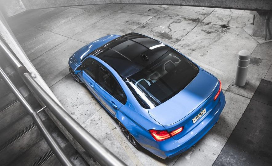 2015 BMW M3 - Slide 24