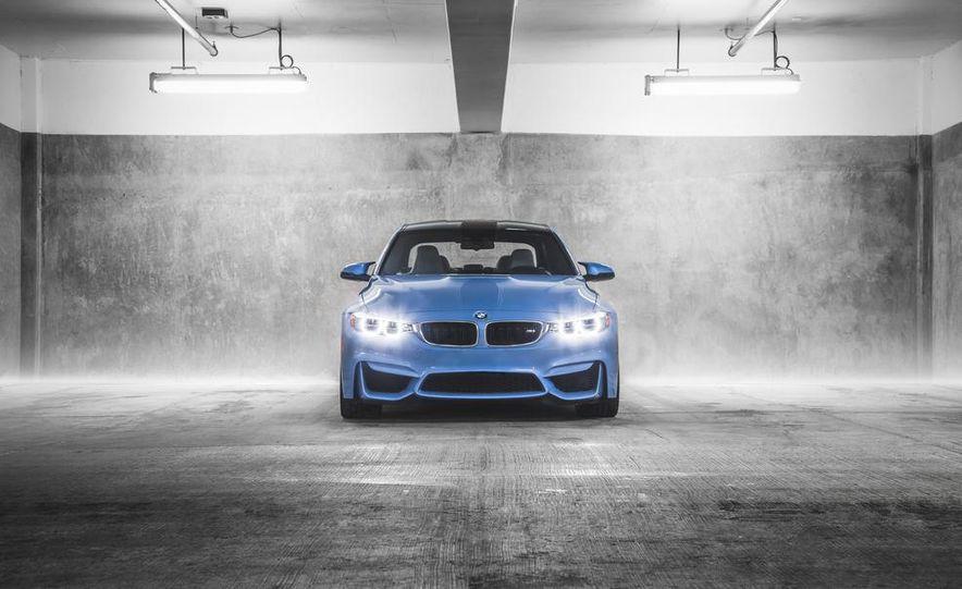 2015 BMW M3 - Slide 25