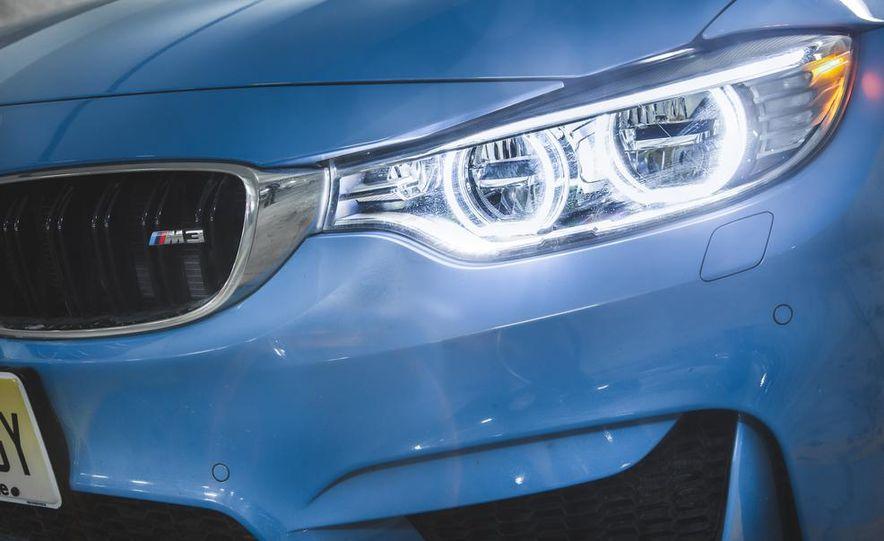 2015 BMW M3 - Slide 26