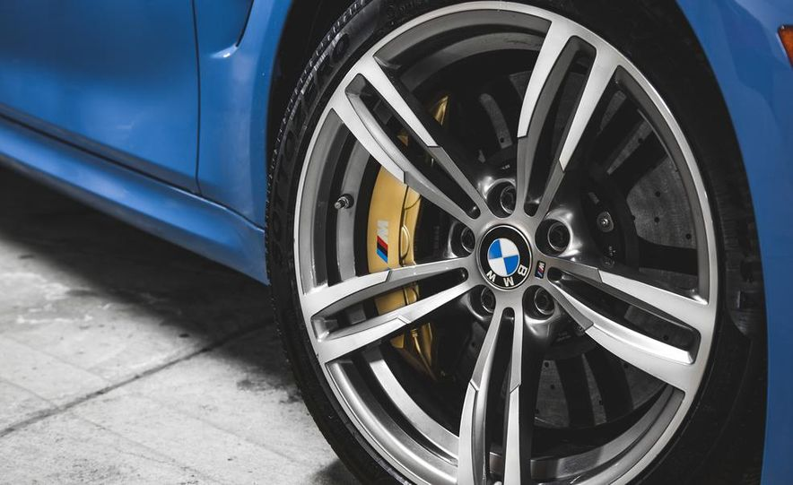 2015 BMW M3 - Slide 27