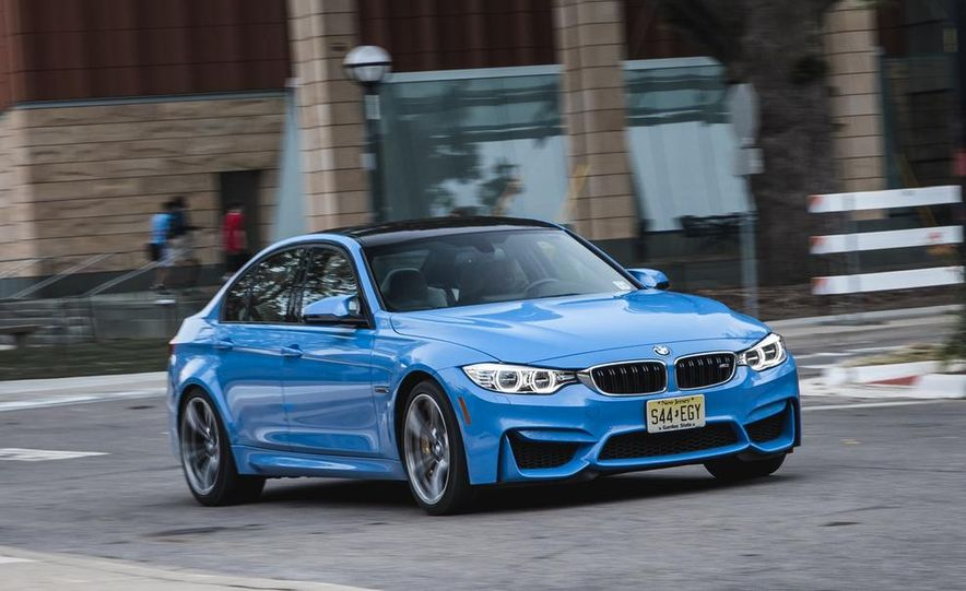 2015 BMW M3 - Slide 1