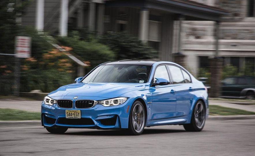 2015 BMW M3 - Slide 3