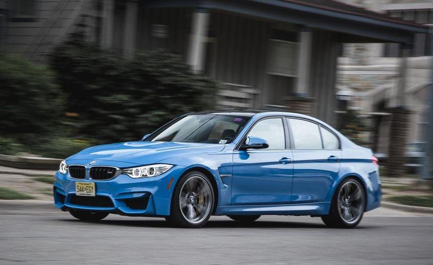 2015 BMW M3 - Slide 4