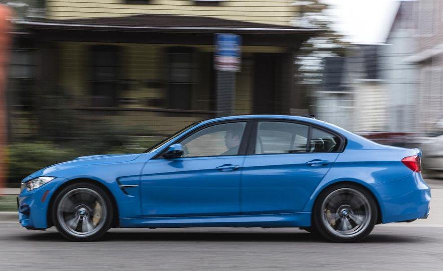 2015 BMW M3 - Slide 5