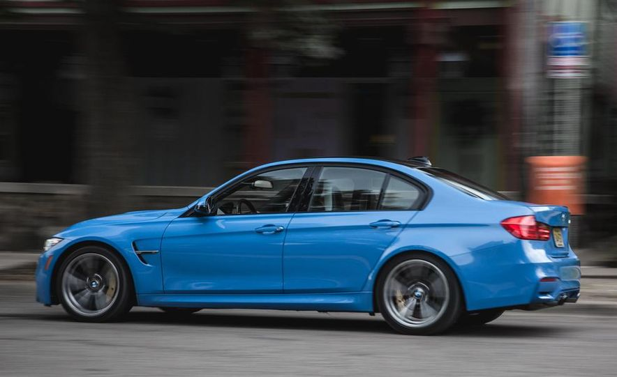 2015 BMW M3 - Slide 6