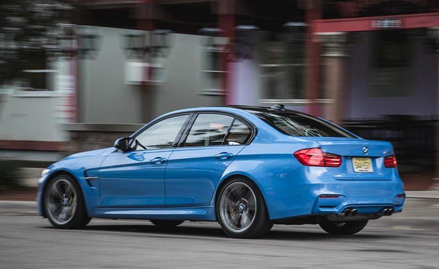 2015 BMW M3 - Slide 7