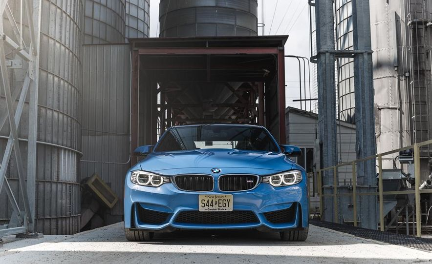 2015 BMW M3 - Slide 9