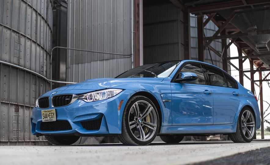 2015 BMW M3 - Slide 10