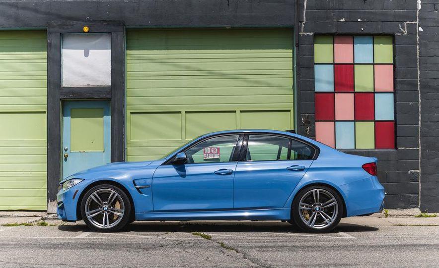 2015 BMW M3 - Slide 11