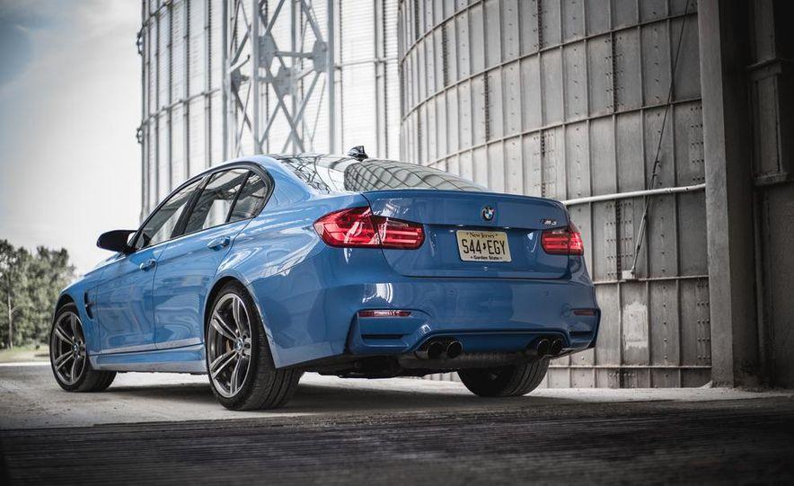 2015 BMW M3 - Slide 13