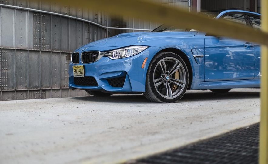 2015 BMW M3 - Slide 15