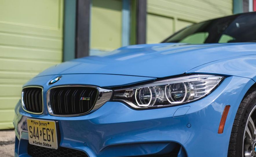 2015 BMW M3 - Slide 16