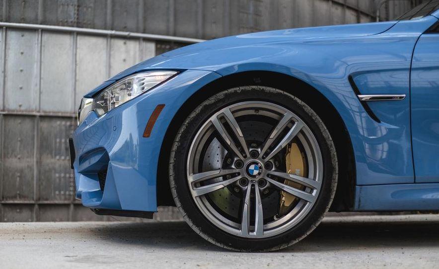 2015 BMW M3 - Slide 17