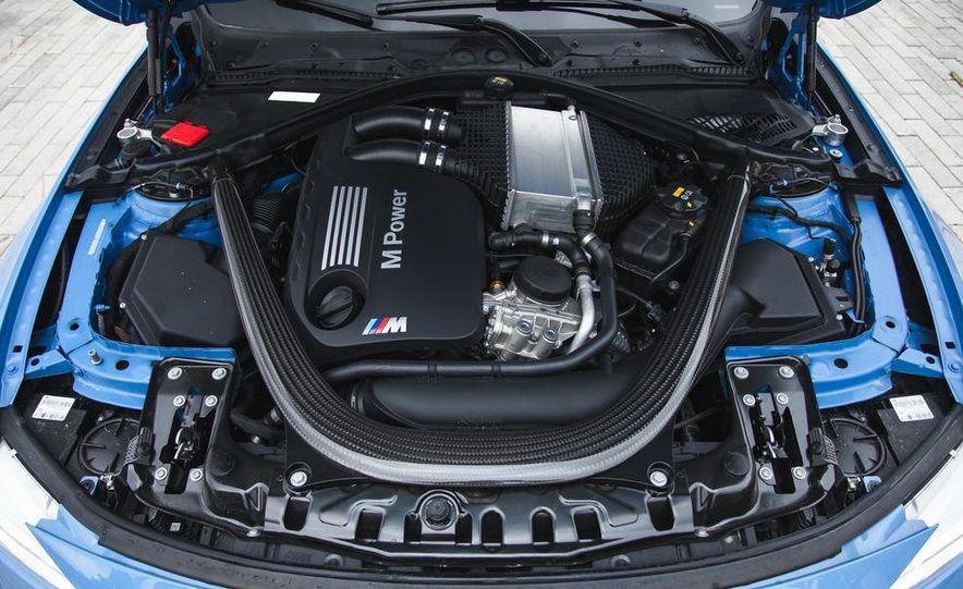 2015 BMW M3 - Slide 64