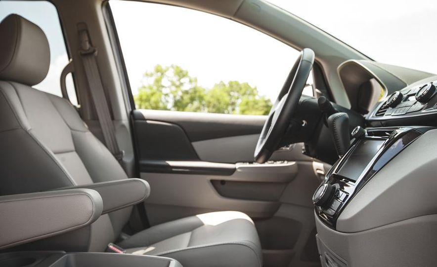 2017 Honda Odyssey (spy photo) - Slide 29