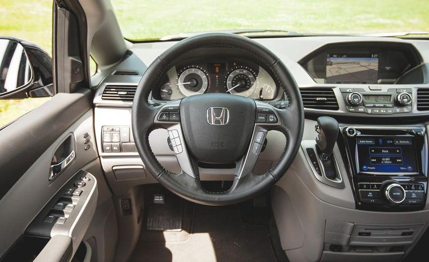 2017 Honda Odyssey (spy photo) - Slide 37