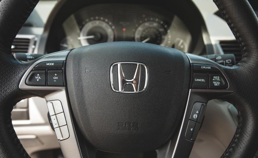 2017 Honda Odyssey (spy photo) - Slide 41